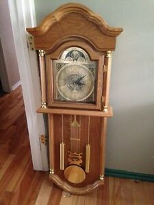 Grandfather clocks kijiji free classifieds in alberta find a job buy a car find a house or - Wall mounted grandfather clock ...