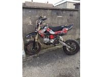 Stomp 150cc Pitbike Off road bike