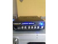 Genz Benz Streamliner 600, in case, £270 delivered