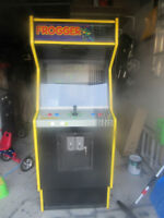 60 Classic Arcade Games in 1 Cabinet
