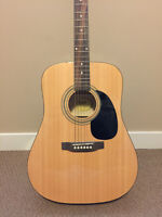 Relatively New Fender Acoustic