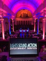 Wedding Lighting Uplighting Event Special Effect Lighting DJ
