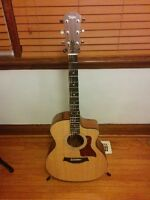 FOR SALE!!! Taylor 114ce with Taylor Gig Bag