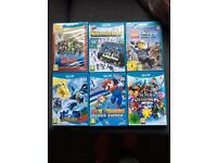 Wii U games FROM