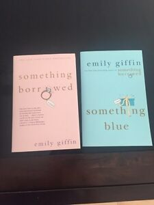 Emily griffin something borrowed and something blue  West Island Greater Montréal image 1