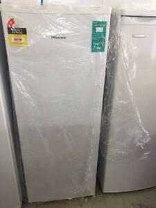 Hisense upright freezer New 12 months warranty Wynnum Brisbane South East Preview