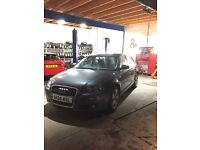 Audi A3 2.0T FSI Quattro 5 door 6 Speed