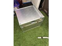DJ musician flight storage box