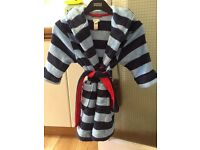 Monsoon boys dressing gown (age 3-4)