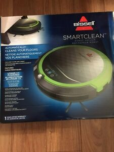 Brand new Bissell SmartClean Robot Vacuum Negotiable