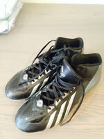 Adidas Quickframe Men's 9.5 / 9 Football cleats shoes boots