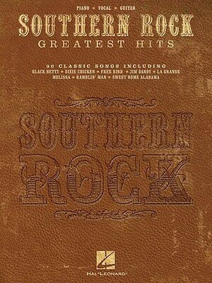 Southern Rock Greatest Hits Sheet Music Piano Vocal Guitar SongBook NE 000139043