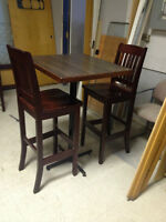Restaurant Tables and Chairs - MUST BE SOLD ASAP