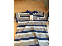 Age 13/14 Cardiff city polo top new tags