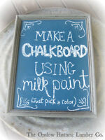 Fun and Functional Chalkboards