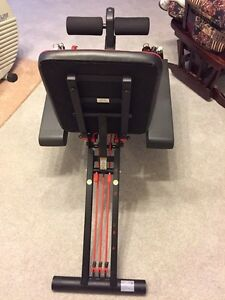 Total flex work out machine complete with scale  Strathcona County Edmonton Area image 2