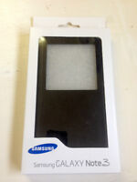 Original Samsung S-View case for Galaxy Note 3
