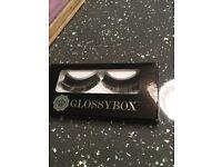 Glossy Box false eyelashes