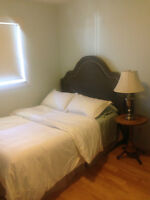 Beautiful furnished bedroom for rent in Old Strathcona