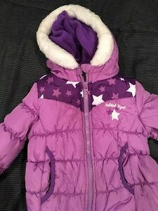 Oshkosh snow suit 12 months  Cambridge Kitchener Area image 2