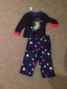 Toddler Boys PJ's