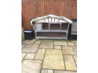 5ft foot two storey rabbit hutch
