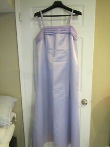 Light Purple Gown
