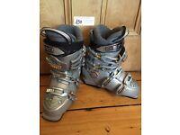 Head Ezon 2 8 Ski boots size 4.
