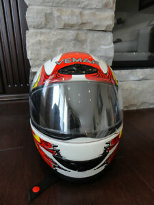 Excellent Shape Vemar Full Face Size Small-Medium Bike Helmet Kitchener / Waterloo Kitchener Area image 4