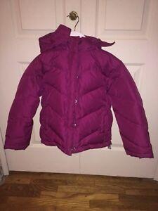 Girls Gap winter coat size 5/6