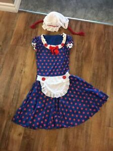 Kids Rag Doll Halloween Costume