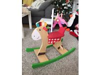 Rocking horse - early learning centre