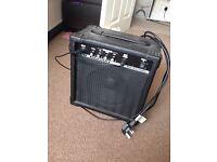 Mini 10watt bass amp B.B.Blaster £20