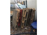 Free pallets in Streatham