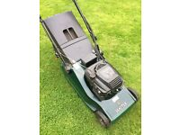 Hayter 48 Electric Start Petrol Lawnmower