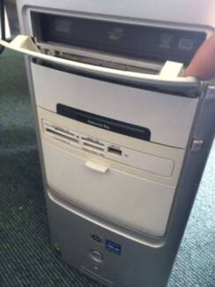 HP Desktop Quad Core 2.33Ghz, 2GB RAM, 400GB HDD, Win 10 Calamvale Brisbane South West Preview
