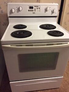 Stove electric like new
