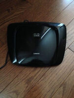 Cisco Linksys WRT160N V2 wireless N router for sale