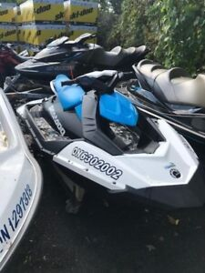 2018 Sea-Doo Spark 2up 900HO