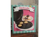 Brand new cupcake maker