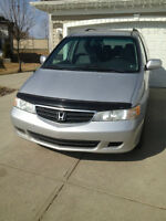 2003 Honda Odyssey EX Van for sale! Mint condition!