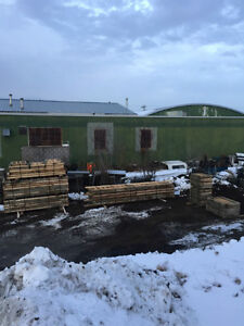 Wooden Forms for concrete for sale