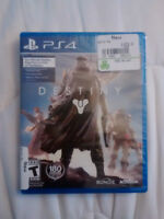 Destiny for Ps4 sealed + Expansion Pass DLC code