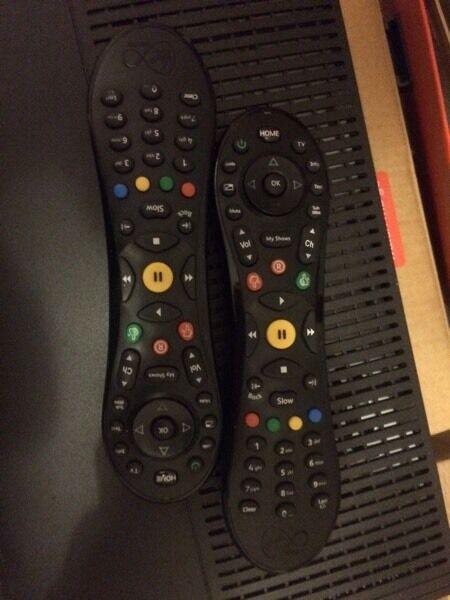 Virgin TiVo/ media and modem