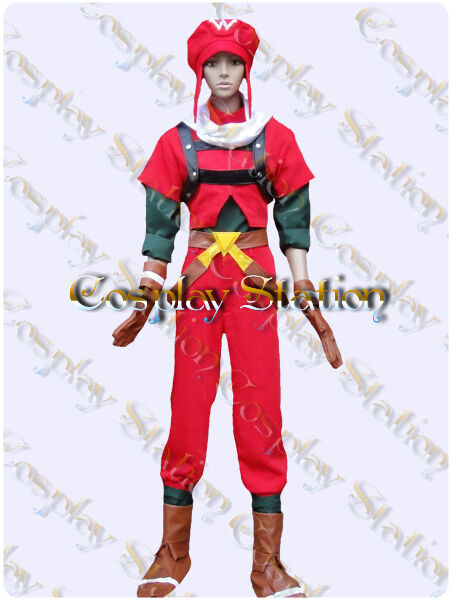.Hack Link Kite Cosplay Costume_commission159