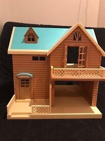 Larchwood lodge sylvanian families house