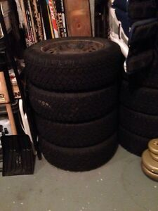 Tire's and rims 215/65R16 St. John's Newfoundland image 2