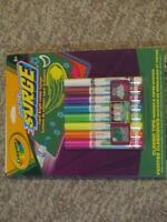 2 Packages of Crayola Color Surge