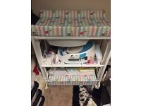 Changing table My child