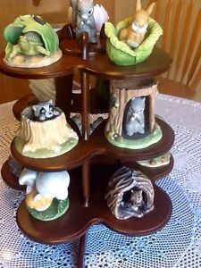 Ornamental Forest Collectible Figurines London Ontario image 1
